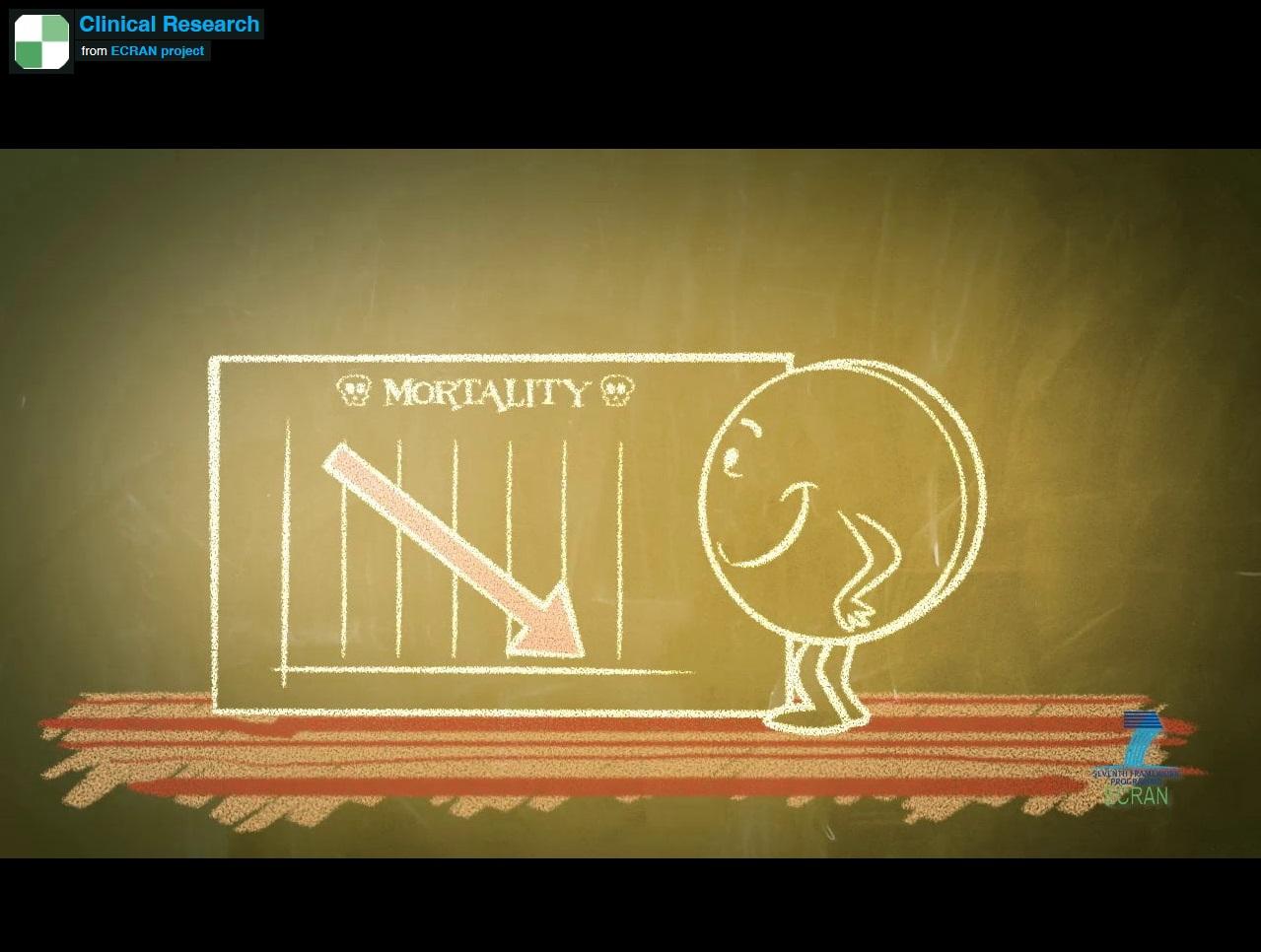 Video: Cartoon about clinical studies, © ecranproject.eu